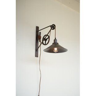 Order Keera Double Pulley Armed Sconce By 17 Stories