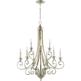 Check Prices Asheville 9-Light Chandelier By Andover Mills