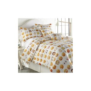 Barret Emoji Comforter Set