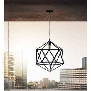 Shopping for Dickison 1-Light Foyer Pendant By Wrought Studio