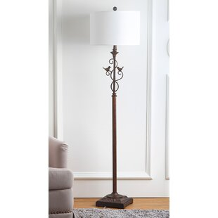 Look for Collman 61 Floor Lamp By Darby Home Co