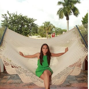Bellefontaine Cotton Tree Hammock by Bungalow Rose