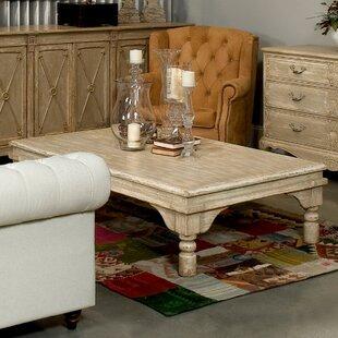 Kaffe Coffee Table by Sarreid Ltd