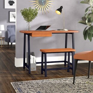 Gaspar Student Dorm Desk and Stool