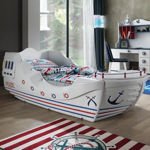 Pirate Twin Bed
