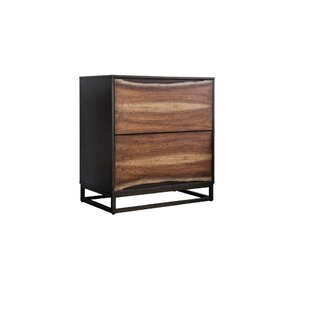 Josephus 2 Drawer Nightstand