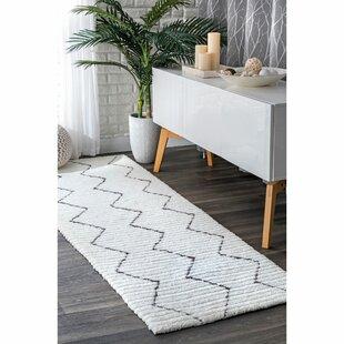 white area rug living room mcvay handtufted white area rug rugs joss main