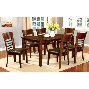 Shirlene 7 Piece Dining Set
