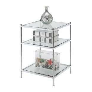 Stamford End Table with Storage