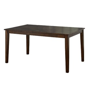 Compare Rhem Solid Wood Dining Table By Charlton Home