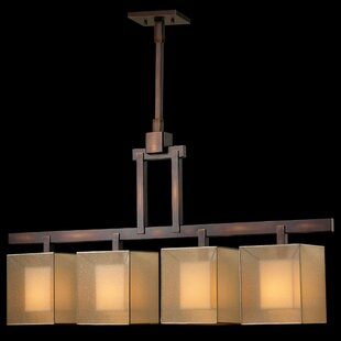 Fine Art Lamps Quadralli 4-Light Kitchen Island Pendant