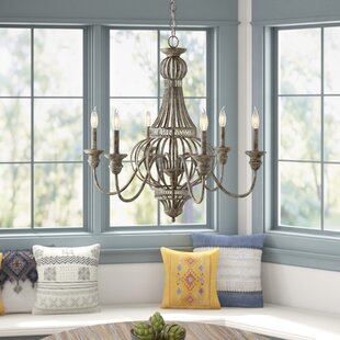 Rhea 6-Light Chandelier by..