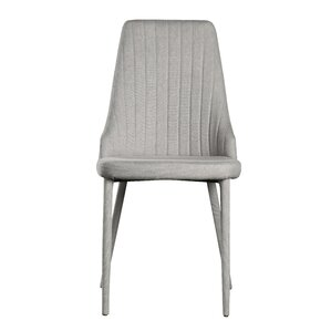 Rawls Modern Upholstered Dining Chair (Set of 16) by Varick Gallery