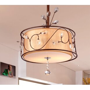 Angella 3-Light Chandelier..