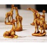 "Ebros Large Madagascar Wildlife Sitting Giraffe Statue 19.5/"" Tall Safari Figurin"