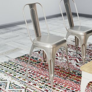 17 Stories Kori Industrial Chic Dining Chair