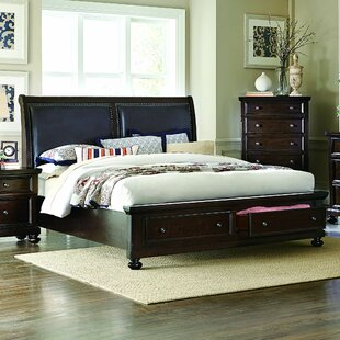 Colston Storage Platform Bed