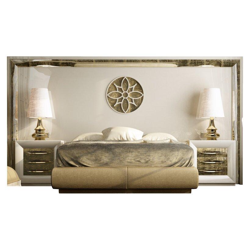 Hispania Home London Bedor115 Bedroom Set 3 Pieces Wayfair