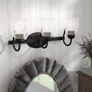 Affordable Sheila 3-Light Vanity Light By Laurel Foundry Modern Farmhouse