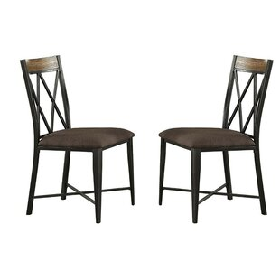 Isom Upholstered Dining Chair (Set of 2) ..