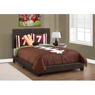 Harriet Bee Attwater Full Upholstered Panel Bed