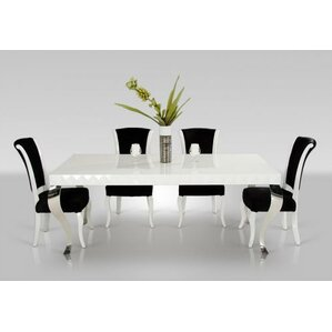 Maire 5 Piece Dining Set by Willa Arlo In..