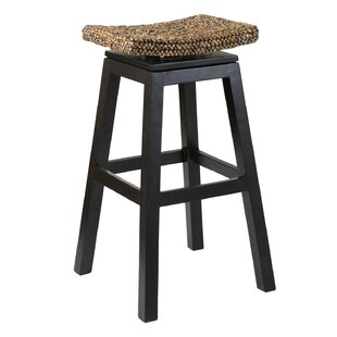 Oriana Swivel 30 Bar Stool Bay Isle Home