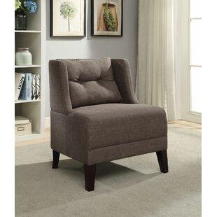 Alcott Hill Laurence Slipper Chair