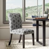 Gandy Upholstered Dining Chair by Ebern Designs