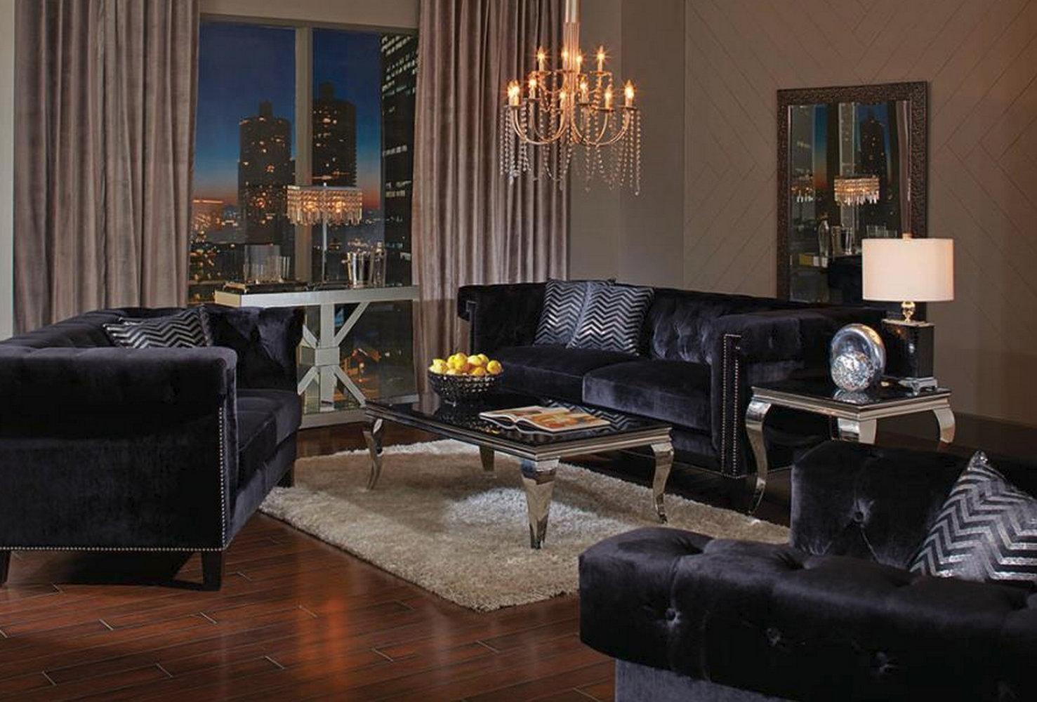Reinaldo 6 Piece Living Room Set