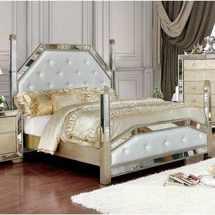 House of Hampton Susann Upholstered Panel Bed