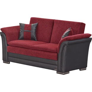 Beyan Signature Austin Chesterfield Loveseat