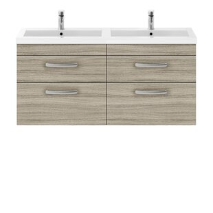 Maddalena 1205mm Wall Mount Vanity Unit By Zipcode Design