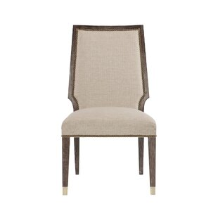 Clarendon Upholstered Dining Chair (Set of 2) by Bernhardt