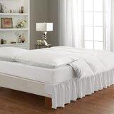 4 Sided Bed Ruffle Wayfair