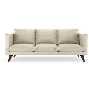 Cozart Mod Velvet Sofa