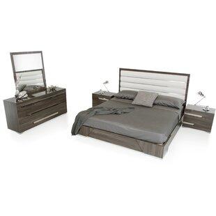 Orren Ellis Sommerset Platform 5 Piece Bedroom Set