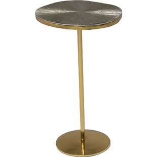 Satina End Table by Maitland-Smith