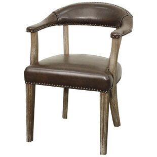 Predmore Bonded Upholstered Dining Chair by Gracie Oaks Modern