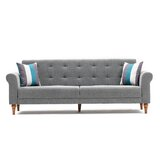 Iliff 88'' Flared Arm Sofa Bed by Red Barrel Studio®