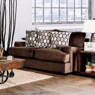 Hess Transitional Loveseat