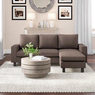 Spaulding Corner Sofa By 17 Stories
