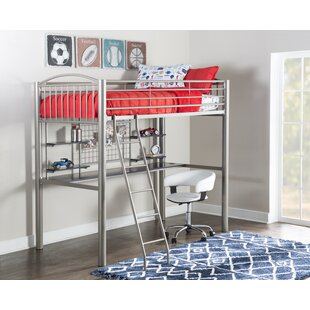 Korte Twin Loft Bed by Zoomie Kids Coupon