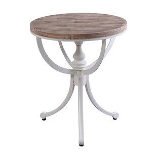 August Grove Gemma End Table