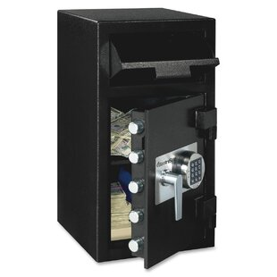 Sentry Safe 5 Live Locking Bolts Depository Safe