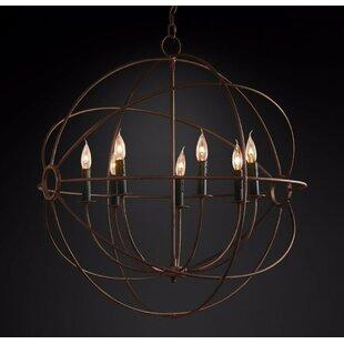 Oisin 10-Light Globe Chand..