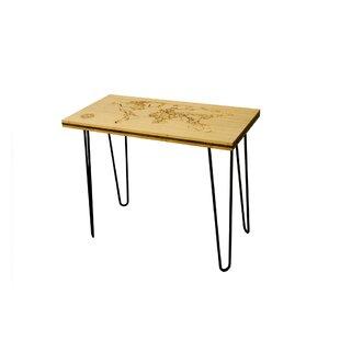 Blond Bamboo Coffee Table by Cardboard Safari #2