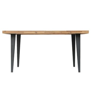 Fiskeville Acacia Rectangle Dining Table