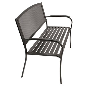 Wadena Iron Bench By Sol 72 Outdoor