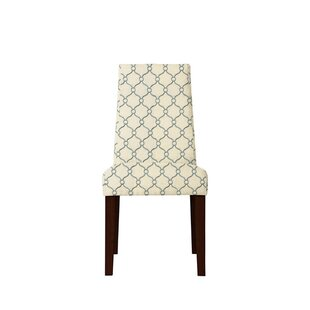 Trogdon Upholstered Dining Chair (Set of 2) by Red Barrel Studio